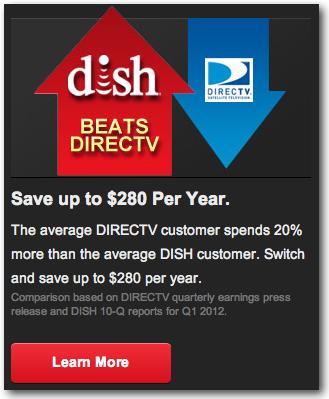 Dish Network CTA