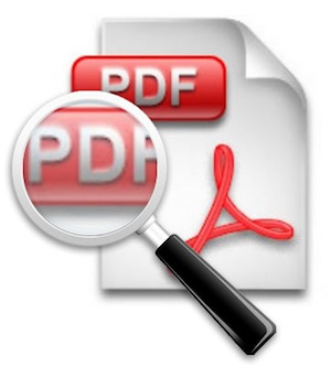 Optimize PDFs for search