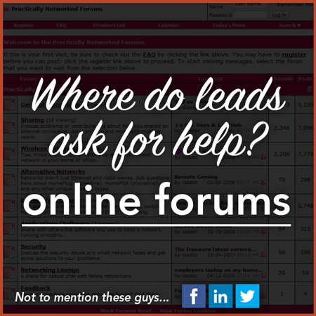 industry-forums-b2b-leads