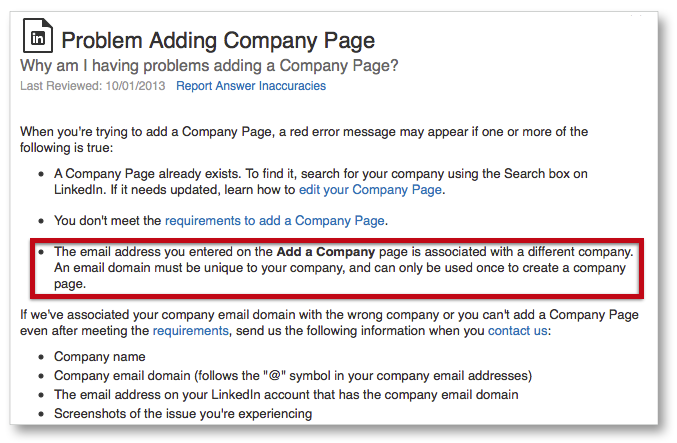 how to search email address in linkedin