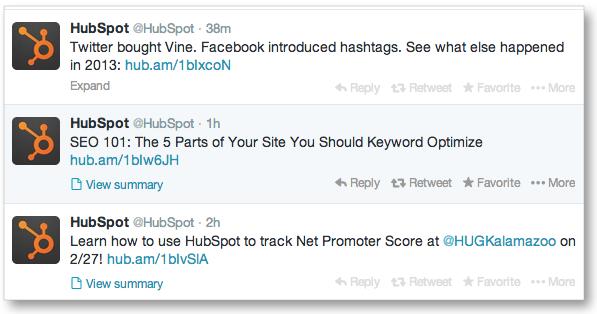 Hubspot-Twitter-screenshot