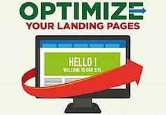 landing page improvement