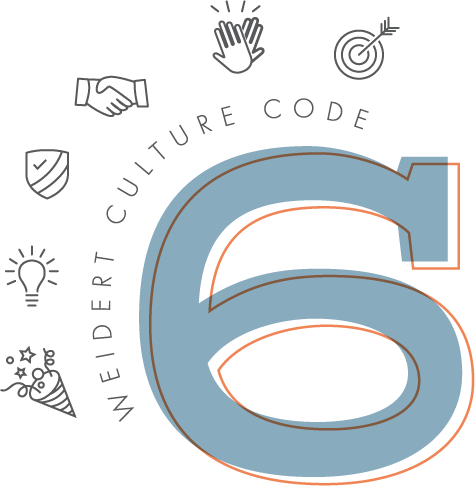 Weidert Group Culture Code