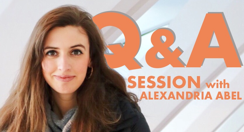 Q&A with Alexandria Abel