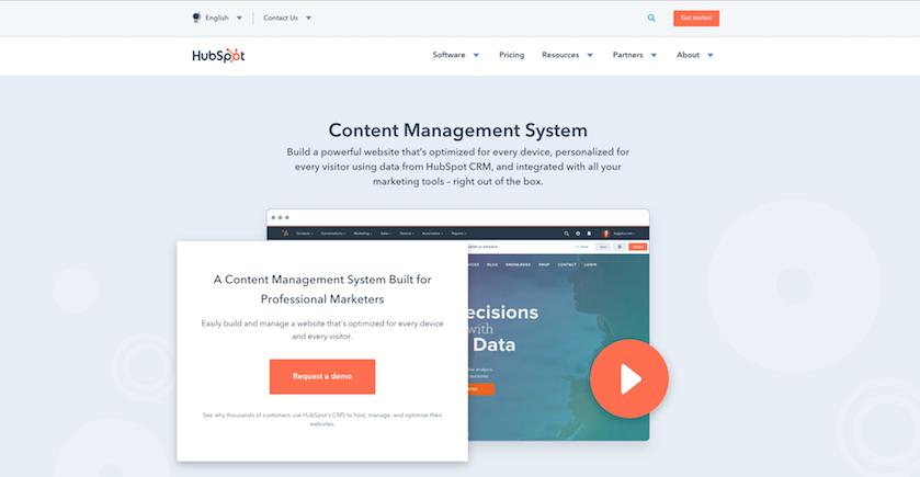 HubSpot-standalone-website-cms