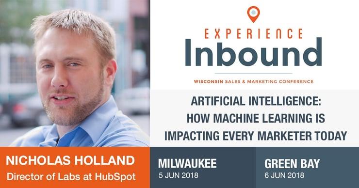 Nick_Holland_Experience_Inbound2018
