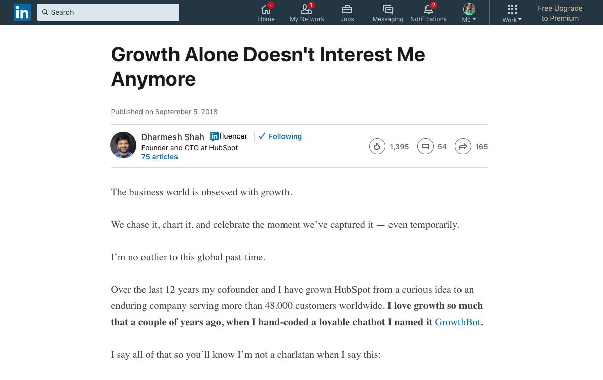 linkedIn-article-long-form