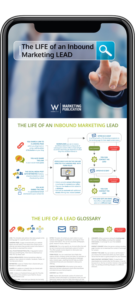 The Life of a Lead: An Essential Infographic for Lead Generation & Nurturing