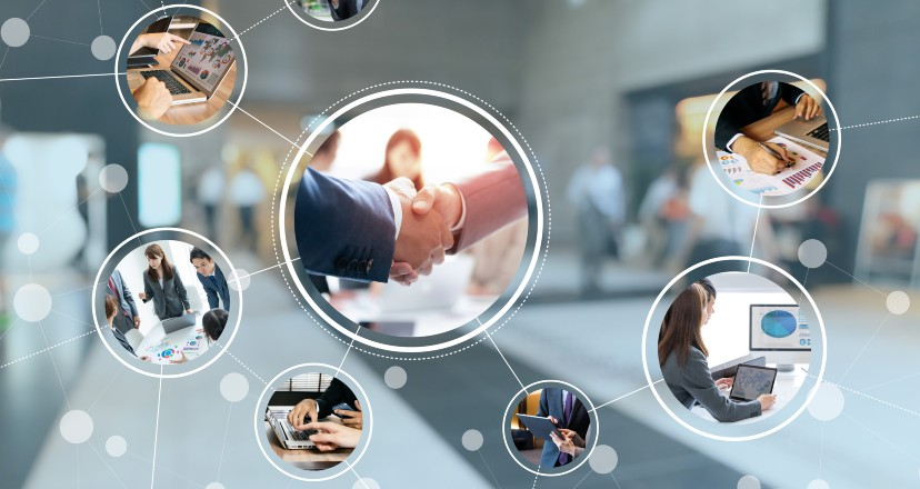 B2B_industry_forums_and_networks