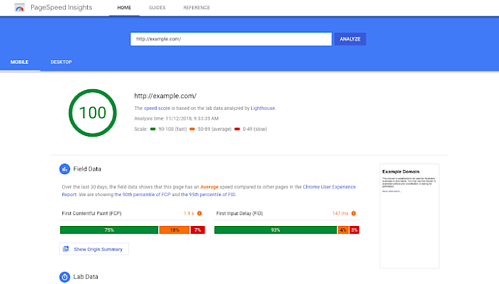 Google_PageSpeed_Example