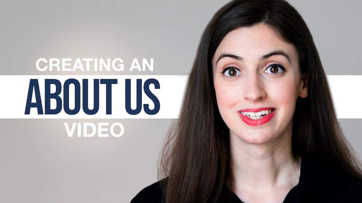 Creating an About Us Video_Weidert Group