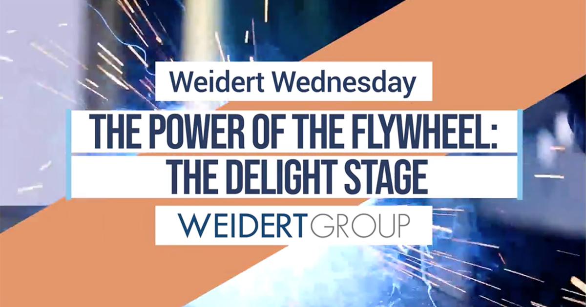 The Power of the Flywheel Video Part 4