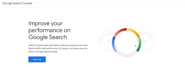 Google Search Console tools for SEO