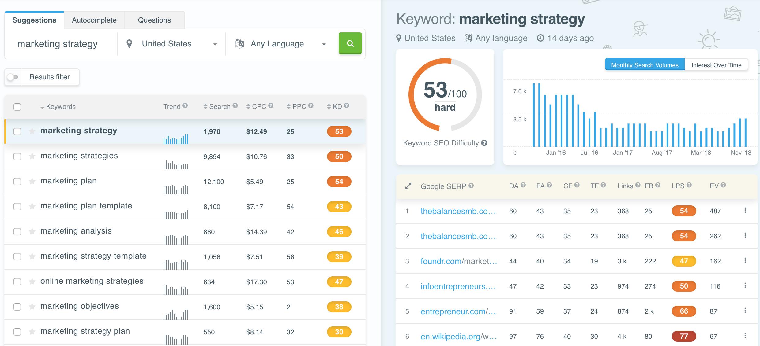 keyword-finder
