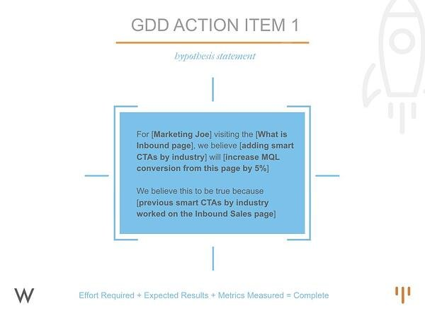 what-is-gdd-action-item-example