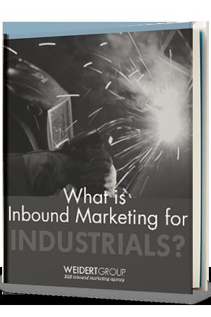 What is Inbound Marketing for Industrials? eBook