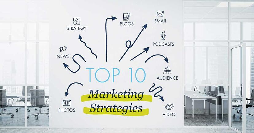 Top 10 Marketing Strategies
