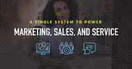 HubSpot crm marketing contacts overview
