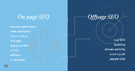 onpage and off page seo