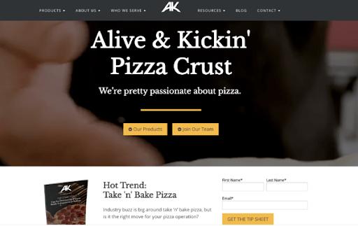 ANK-homepage