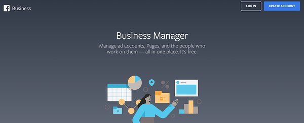 Facebook-Business-Manager-Login-Page