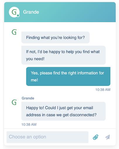 Grande-Chatbot