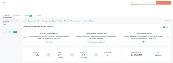 HubSpot-Ads-integration-with-PPC-metrics