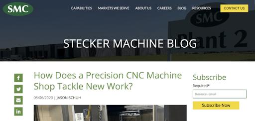 Stecker-blog-page