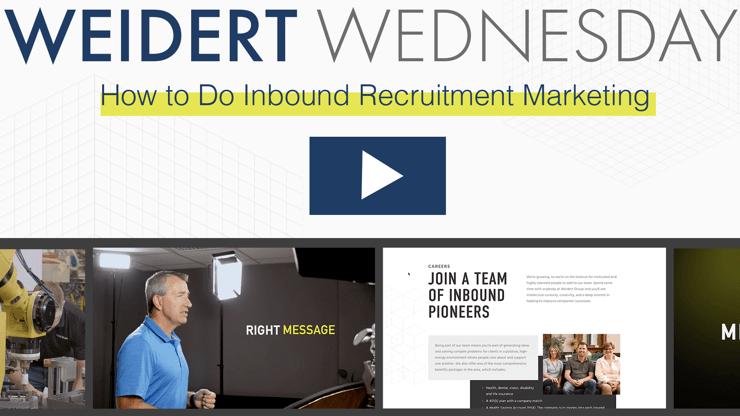 inbound recruitment marketing