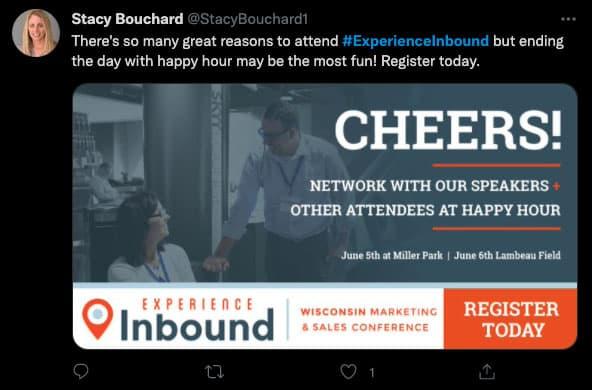 networking-event-tweet-example