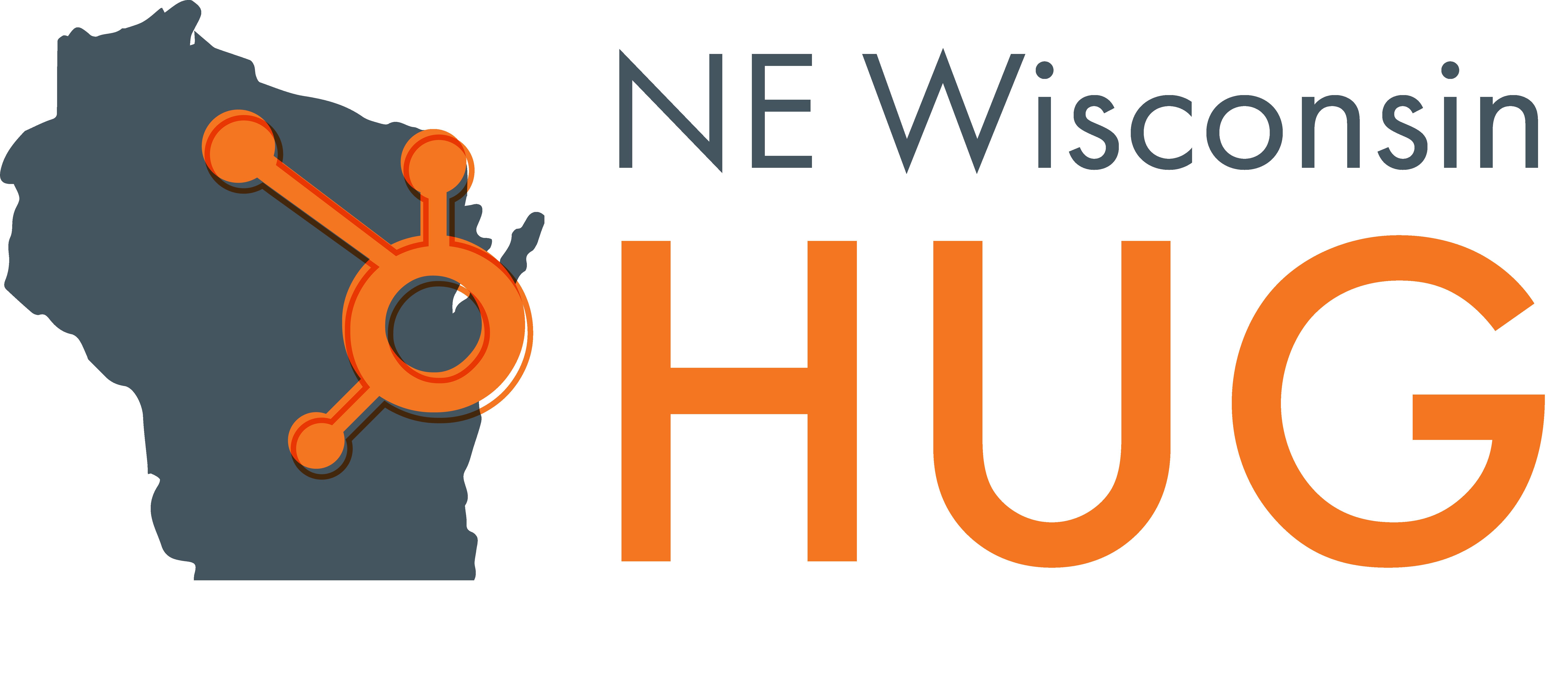 Northeast Wisconsin HubSpot User Group Logo