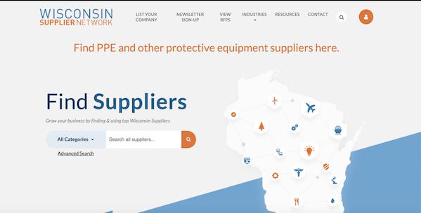 Wisconsin-Supplier-Network
