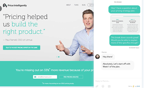 chatbots-landing-pages