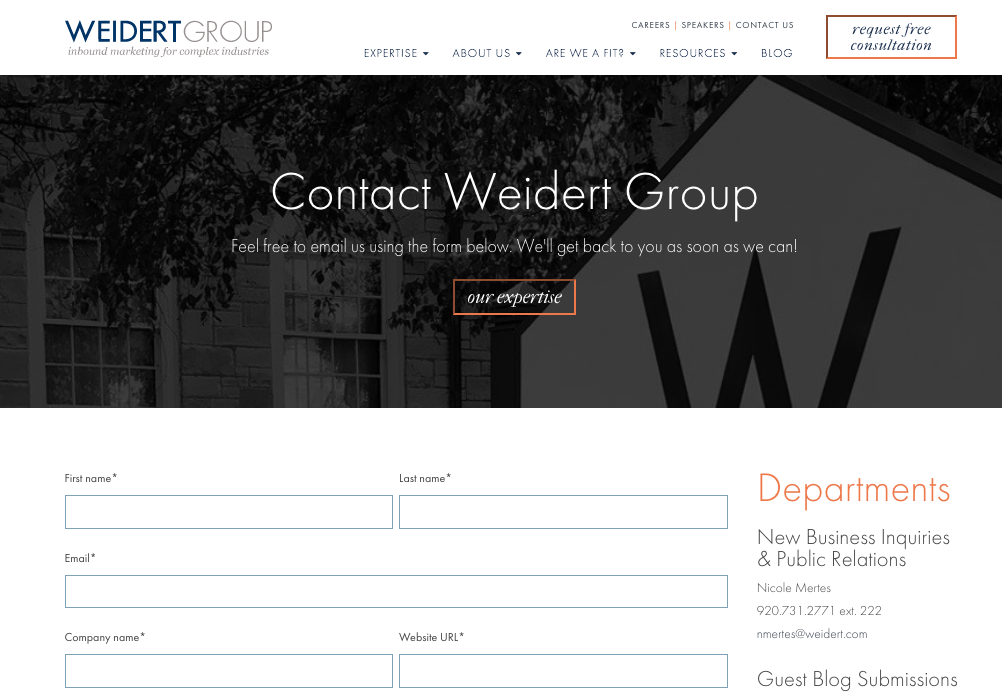 example-contact-us-page