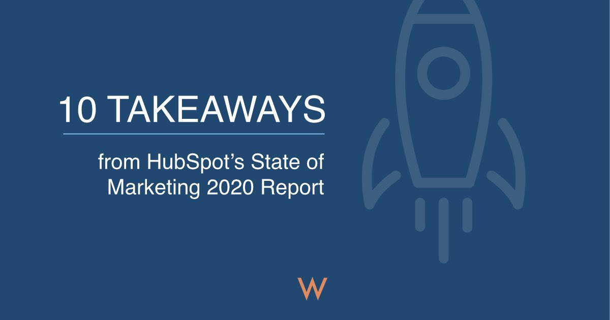 hubspot-state-of-marketing-report-takeaways
