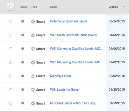 Contact-list-logic-process