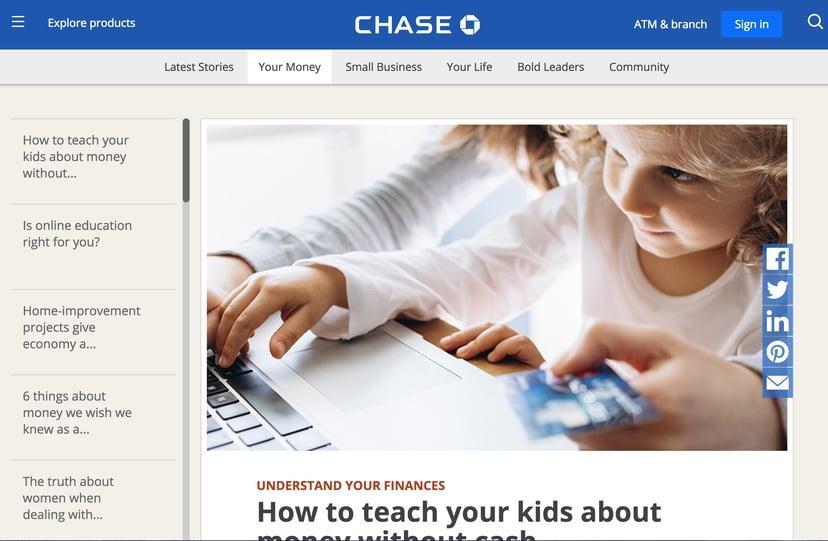 Chase Blog Image