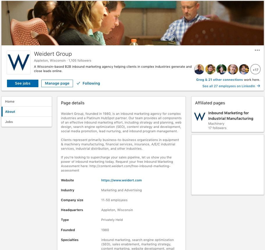 linkedin-company-details