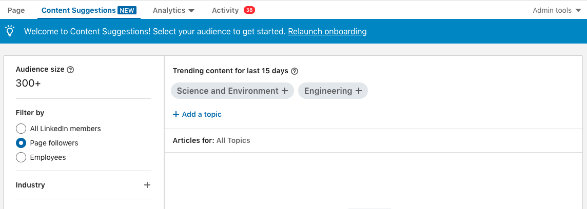 linkedin-content-suggestions