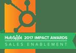 Hubspot2017ImpactAward
