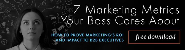 The 6 marketing metrics your boss needs to know