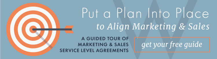 A Guided Tour of Marketing & Sales Service Level Agreements