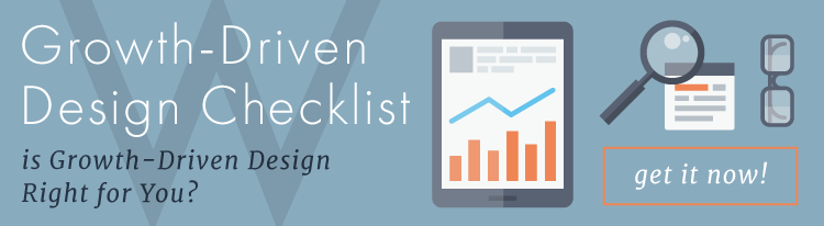 growth driven design checklist, is it right for you?