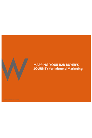Mapping Your B2B Buyer's Journey Worksheet