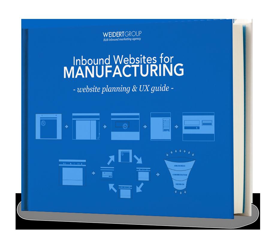 Inbound Websites for Manufacturing